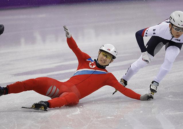 朝鲜运动员