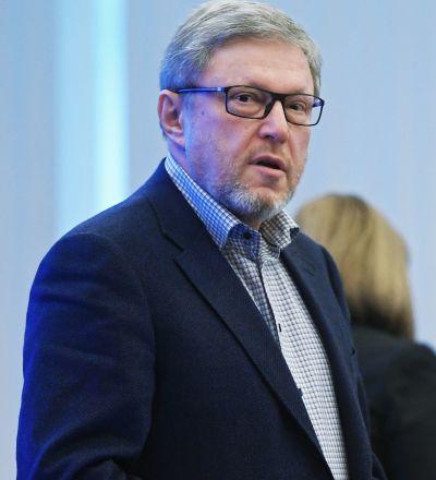 俄羅斯 「亞博盧」黨候選人格里戈里·亞夫林斯基