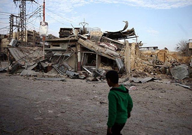 德黑兰与大马士革就叙东古塔局势降级方式进行磋商
