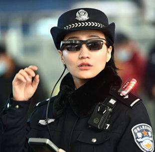 人工智能令中國警方如虎添翼