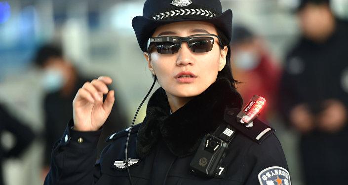 人工智能令中国警方如虎添翼