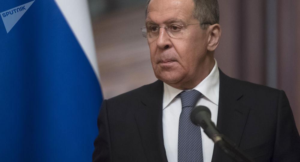 俄外长:独立专家确认叙境内未使用化武符合俄国利益