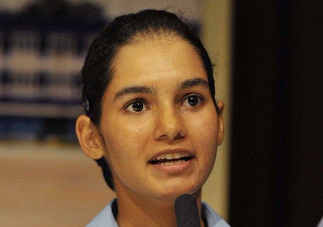印度軍官阿瓦妮·查圖維迪