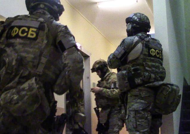 俄安全局4月在达吉斯坦举行两次行动共击毙11名恐怖分子