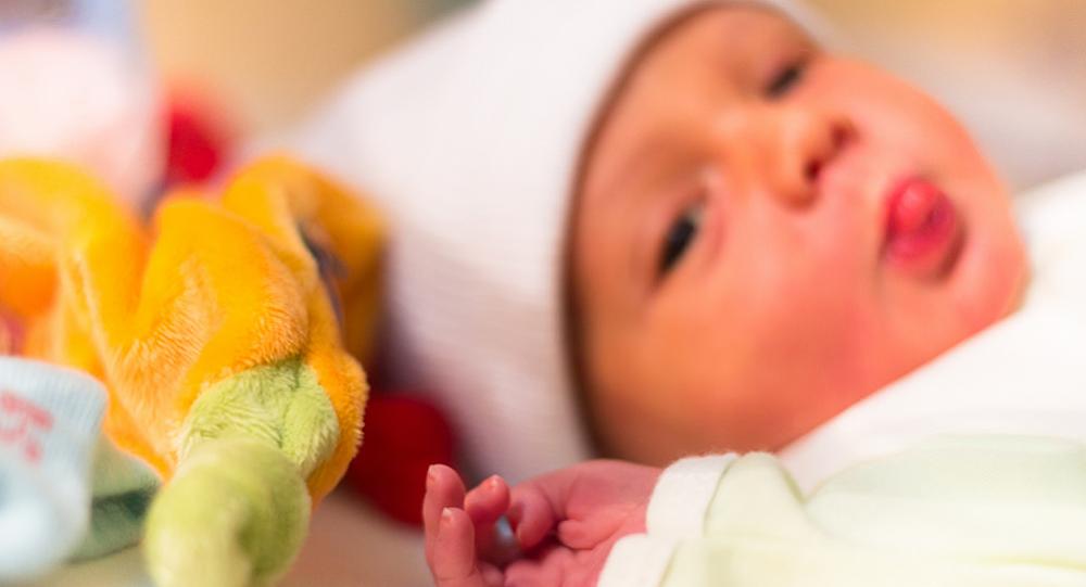 科学家:母亲受孕时的血压可能决定胎儿性别