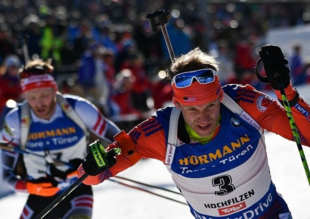 洛厄尔·贝利(美国)-美国现代两项滑雪运动员