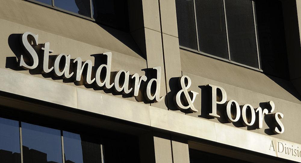 标准普尔确认俄罗斯主权评级为投资级BBB- 展望稳定