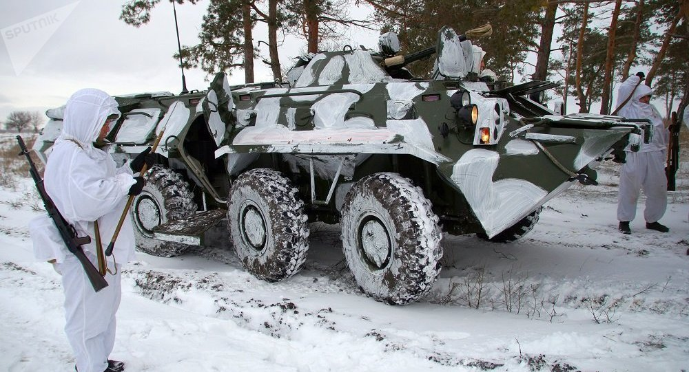 装甲人员输送车
