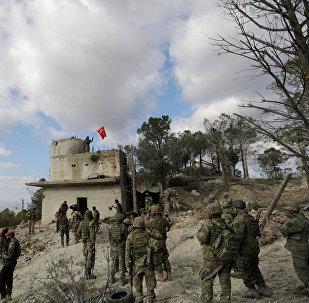 土耳其在阿夫林的行動限制美國打擊「伊斯蘭國」行動