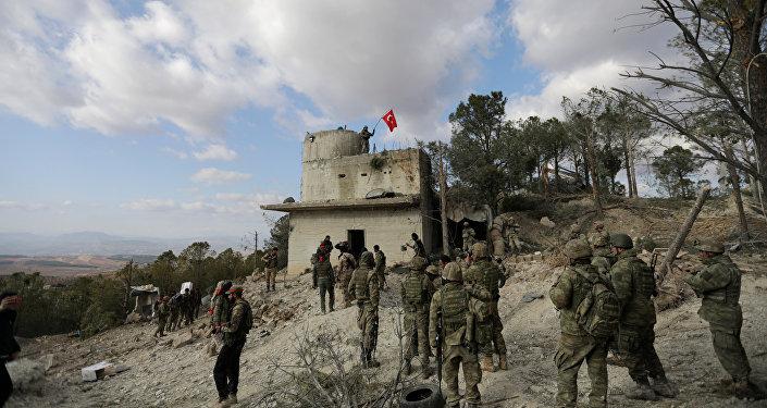 自叙阿夫林行动开始以来已消灭逾3400名武装分子