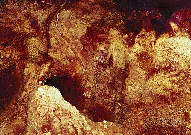 媒體:科學家在西班牙發現人類最古老繪畫