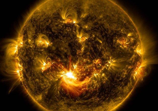 专家谈强太阳风暴可能带来的危害