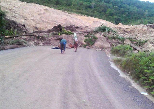 媒体:巴布亚新几内亚7.5级地震造成30多人死亡