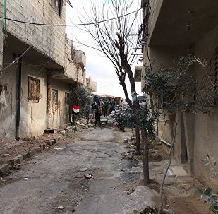 俄國防部:敘東古塔居民向維權組織提出協助撤離的請求
