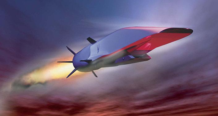 美国超音速巡航导弹原型X-51A