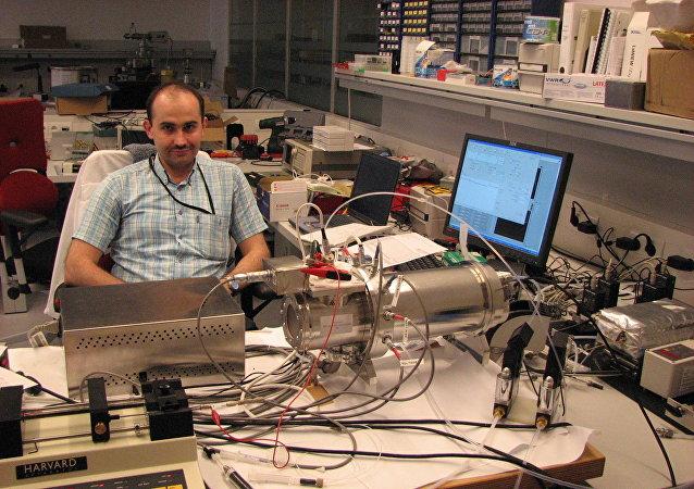 俄科学家研制出新型质谱仪 可快速精准确定物质组成