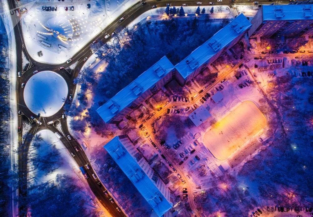 新莫斯科行政區