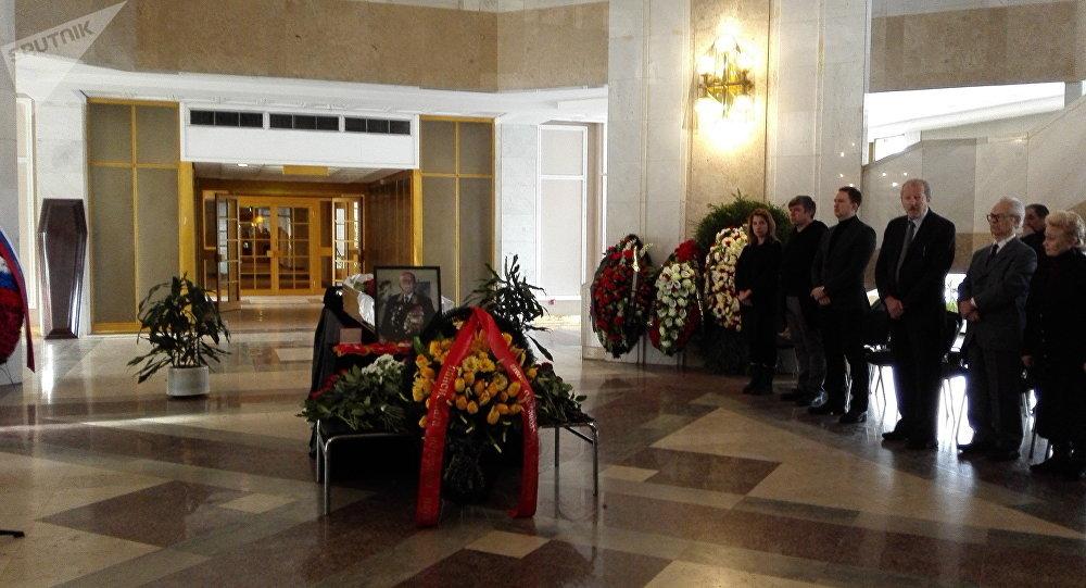 俄远东研究所将以汉学泰斗齐赫文斯基命名