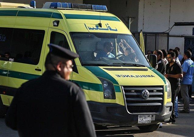 埃及發生列車相撞事故造成19人死亡