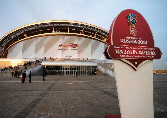 2018年世界杯的所有在建球场将于近三周内交付