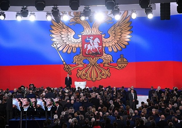 普京:拥有新式武器使得反导防空系统对俄罗斯无效