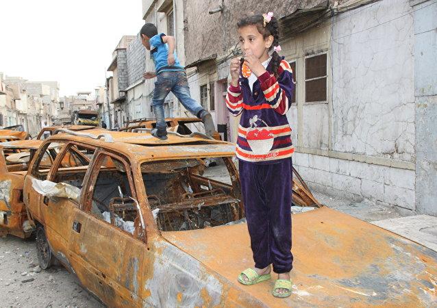叙利亚东古塔地区第三日人道停火仍然无果而终