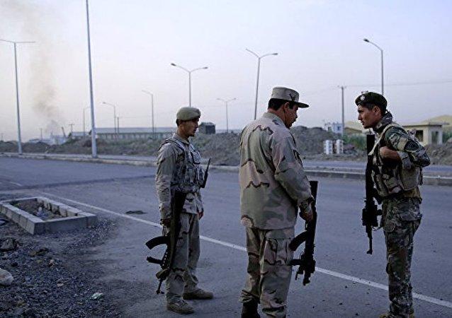 阿富汗首都喀布爾發生強力爆炸