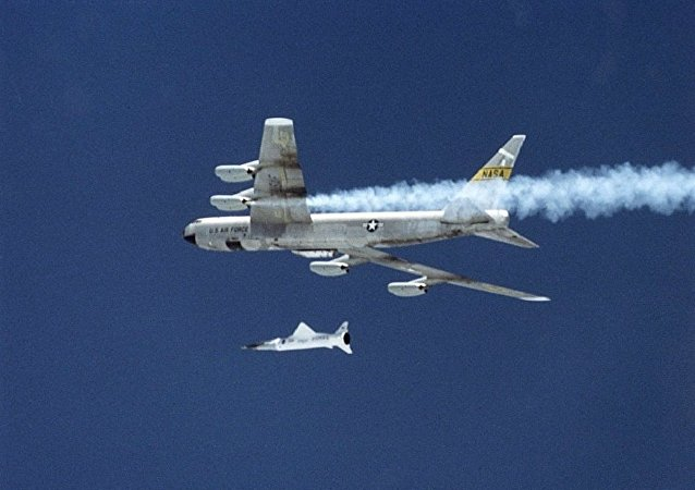 美国明年将测试高超音速武器