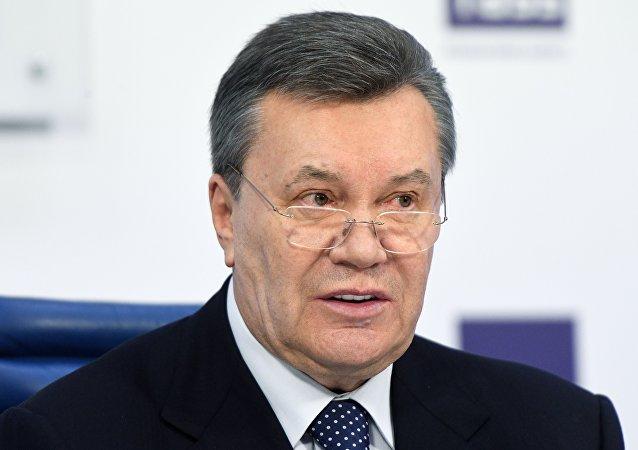 亞努科維奇在2014年時對普京的訴求內容被公佈