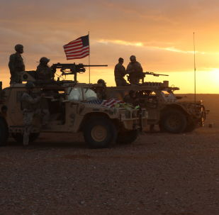 美国军队在叙利亚