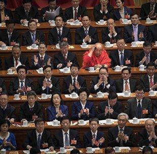 中国第十三届全国人民代表大会第一次会议