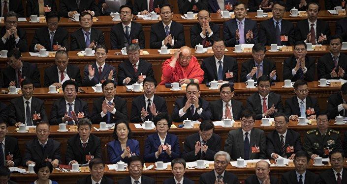 中國第十三屆全國人民代表大會第一次會議