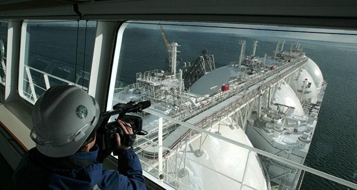 媒体:英国3月将收到一批俄液化气
