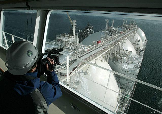 中国弃用美国液化天然气