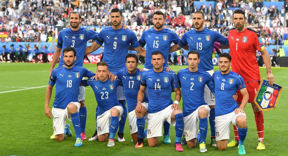 意大利国家足球队