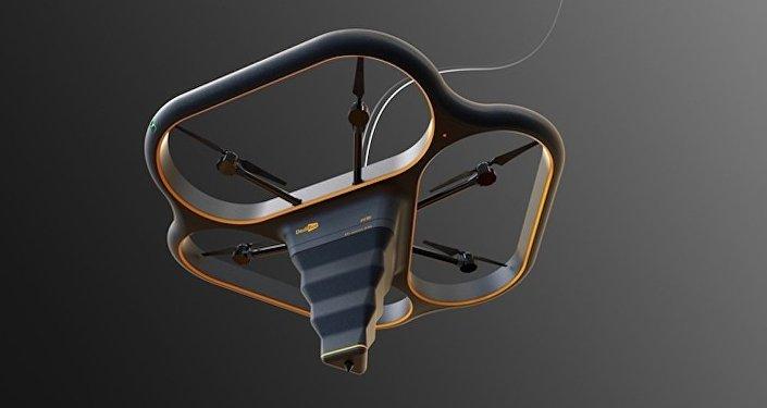 媒體:中國打造出會飛的3D建築打印機