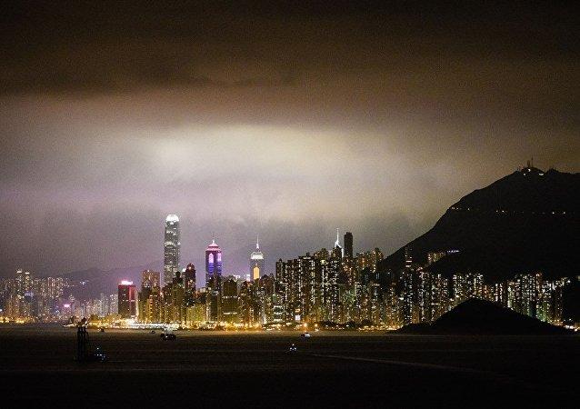 香港發現戰時炸彈 駐港俄領事館緊急疏散