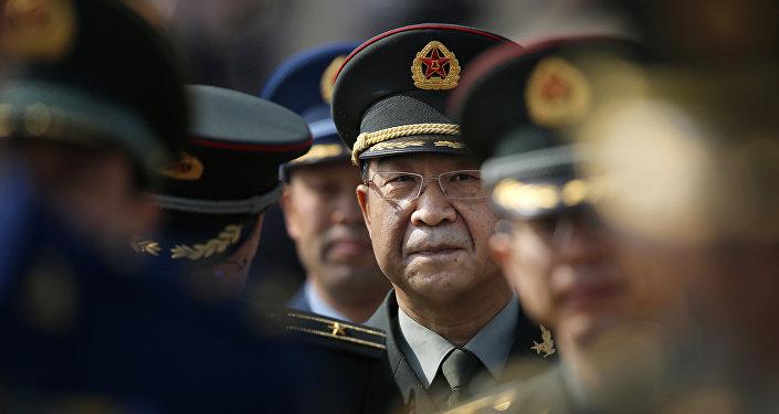 中国国防部:中方要求美方停止美台军事联系