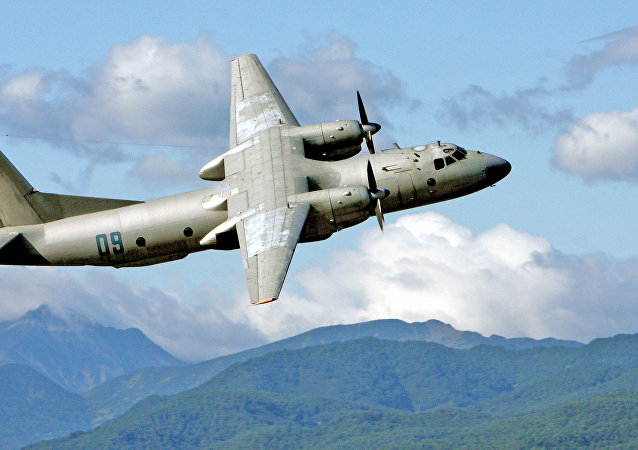 安-26货机