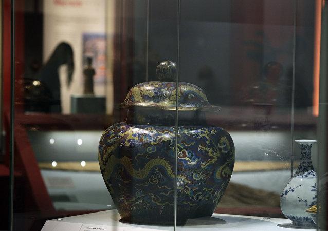 莫斯科将于4月举办明代艺术珍品展