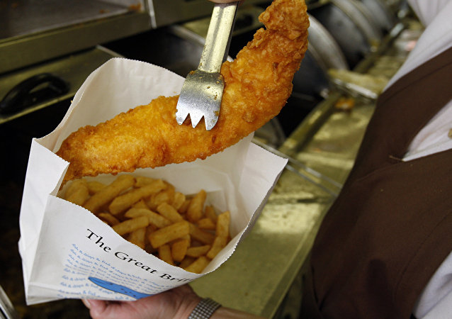 媒体:英国开始全民控制饮食