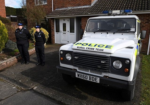 英国警方:俄前双面间谍及女儿生命垂危