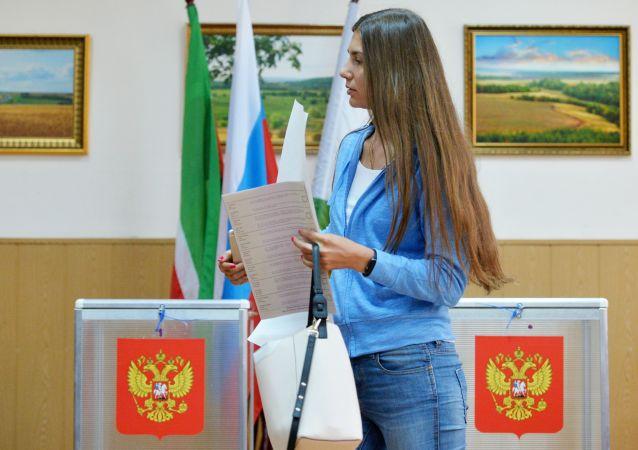 莫斯科及莫斯科州开始总统大选投票
