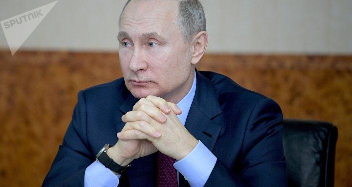 普京:如果創新發展成為主驅動力俄將保持大國地位