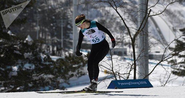 俄罗斯运动员叶卡捷琳娜·鲁缅采娃