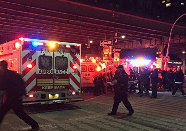 紐約直升機墜毀事故造成的死亡人數升至5人