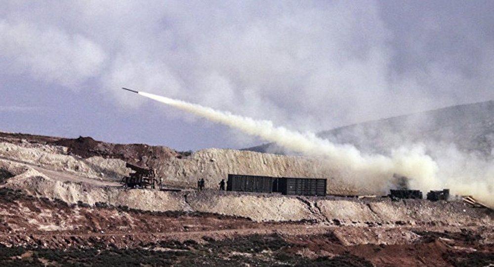 阿夫林行动开始以来已击毙3300余名武装分子