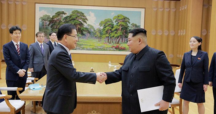朝韩本周继续就峰会筹备事宜举行会谈