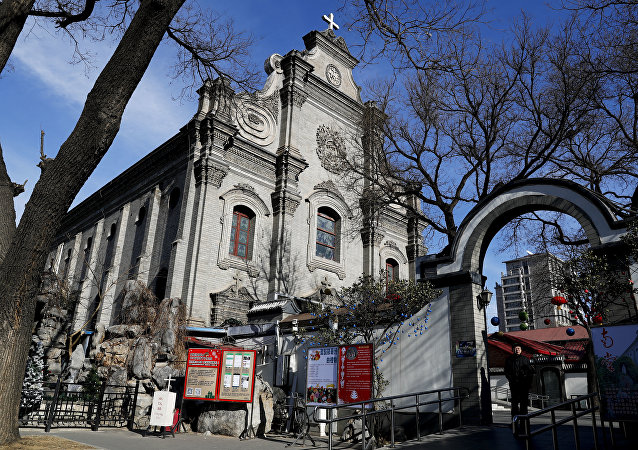 北京天主教教堂