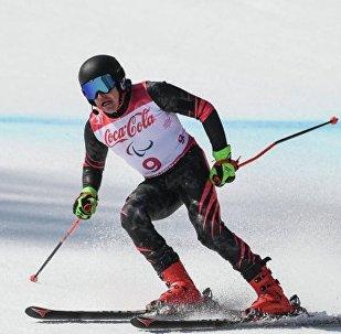 俄羅斯選手布加耶夫獲殘奧會高山滑雪男子超級大回轉冠軍